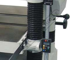 T-20 Thicknesser - HSS Blades 508 x 200mm (W x H) Material Capacity  Includes 4 x High Speed Steel B - picture3' - Click to enlarge