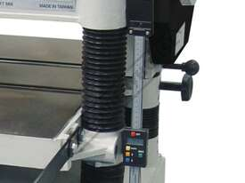 T-20 Thicknesser - HSS Blades 508 x 200mm (W x H) Material Capacity  Includes 4 x High Speed Steel B - picture4' - Click to enlarge