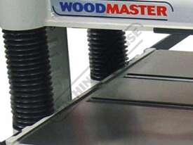 T-20 Thicknesser - HSS Blades 508 x 200mm (W x H) Material Capacity  Includes 4 x High Speed Steel B - picture6' - Click to enlarge