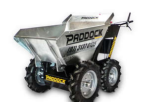 Paddock Power Wheel Barrow 4x4