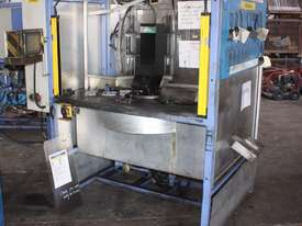 DUAL station action rotary transfer hydraulic pres - picture0' - Click to enlarge
