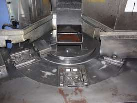 DUAL station action rotary transfer hydraulic pres - picture2' - Click to enlarge