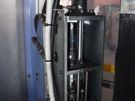 DUAL station action rotary transfer hydraulic pres - picture3' - Click to enlarge