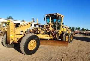 Caterpillar 14H Artic Grader Grader