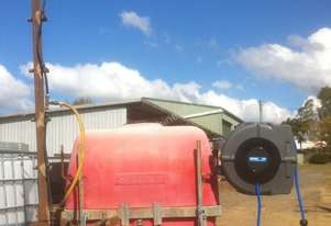 Sillvan 400ltr Spray Tank