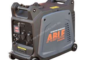 Inverter Generator Petrol 3.5 kVA Electric / Remote Start