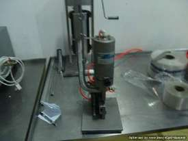 Pneumatic Metal Clipper (s/s frame) - picture5' - Click to enlarge