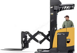 Caterpillar 2 Tonne Pantograph Single Deep Reach Truck