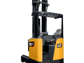 Caterpillar Sit-on 1.6 Tonne Reach Truck - picture0' - Click to enlarge