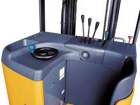Caterpillar Sit-on 1.6 Tonne Reach Truck - picture1' - Click to enlarge