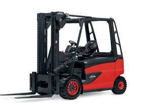 Linde Series 388 E35-E50 Electric Forklifts
