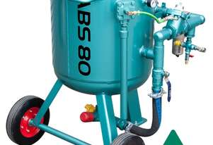 ABSS AB80 Sand Blast Pot (Contractors Pack)