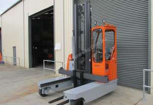 HUBTEX DQ 30 Multidirectional Forklifts - As new, low hour, latest model units available now
