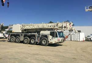 2012 Demag AC140 All Terrain Crane
