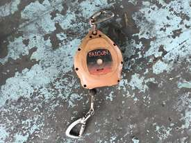 Safety Line Miller Falcon SRL MP Retractable Fall Restraint Lifeline 6 mtr - picture5' - Click to enlarge