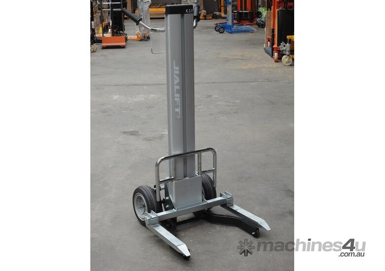 150kg Material Lifter/Trolley lift height 105cm unit weight 20kg