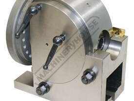 BS-1 Dividing Head - Semi Universal Package Deal 128mm Centre Height Includes 160mm 3-Jaw Chuck - picture2' - Click to enlarge
