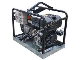 Advanced Power 6kVA Industrial Spec Generator with Containment Tray - picture6' - Click to enlarge