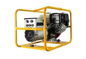 Powerlite 180amp 7kVA Welder Generator Powered by Honda