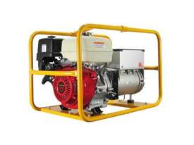 Powerlite 180amp 7kVA Welder Generator Powered by Honda - picture6' - Click to enlarge