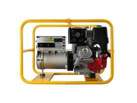 Powerlite 180amp 7kVA Welder Generator Powered by Honda - picture7' - Click to enlarge