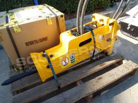 UBT45S Silence Hydraulic Hammer Rock Concrete Breaker ATTUBT - picture1' - Click to enlarge
