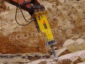 UBT45S Silence Hydraulic Hammer Rock Concrete Breaker ATTUBT - picture2' - Click to enlarge
