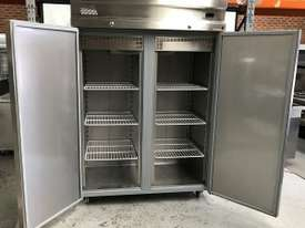 Inomak Double Door Refrigerator - picture2' - Click to enlarge