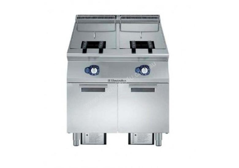 Electrolux 900XP Gas Fryer Double Well 23Lt E9FRGH2JF0