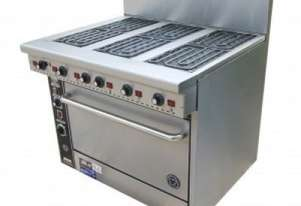 Goldstein Electric Range With Radiant Plates