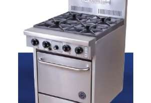 Goldstein Fan Forced Griddle Gas Range