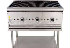 Trueheat 3 Burner BBQ Chargrill B90