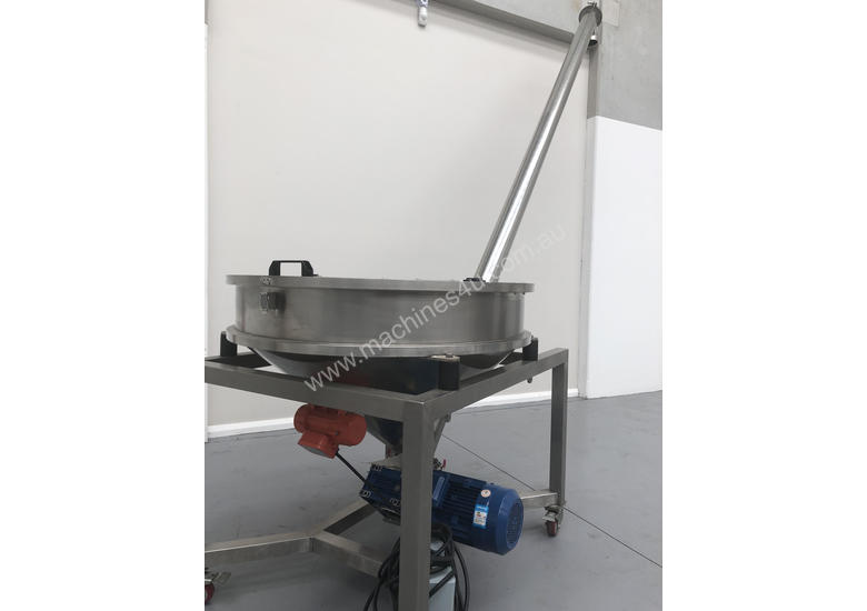 Auger Feeder Conveyor
