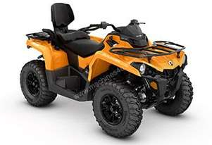 CAN-AM Outlander Pro 450/570 ATV
