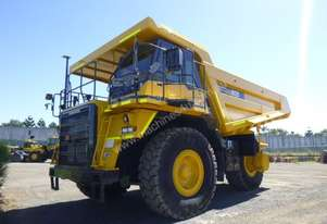 Komatsu HD605-7 Rigid Off Highway Truck
