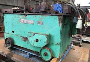Peddinghaus PIPE BENDING MACHINE