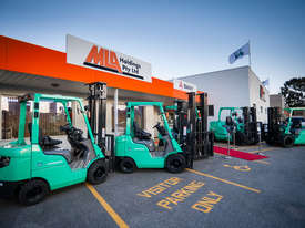 New Mitsubishi Forklift Truck for sale - Mitsubishi FB18TCB - picture5' - Click to enlarge