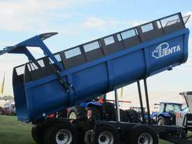 2018 PENTA DB60 60M3 DUMP TRAILER - picture2' - Click to enlarge