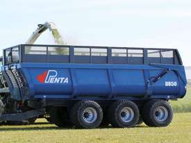 2018 PENTA DB60 60M3 DUMP TRAILER - picture3' - Click to enlarge