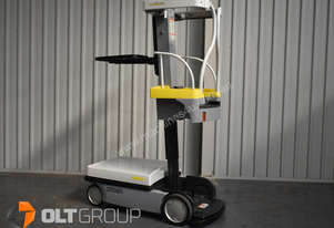 Crown WAV Work Assist Vehicle Personnel Lift Stock Picker For Sale EWP