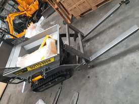 MINI DUMPERS  SKIDD STEER SELF LOADER HONDA ENGINE  - picture13' - Click to enlarge