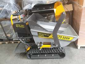 MINI DUMPERS  SKIDD STEER SELF LOADER HONDA ENGINE  - picture14' - Click to enlarge