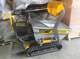 MINI DUMPERS  SKIDD STEER SELF LOADER HONDA ENGINE  - picture15' - Click to enlarge