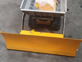 MINI DUMPERS  SKIDD STEER SELF LOADER HONDA ENGINE  - picture12' - Click to enlarge