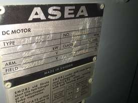 370 kw 500 hp 2000 rpm 600 volt 315 frame DC Electric Motor - picture3' - Click to enlarge