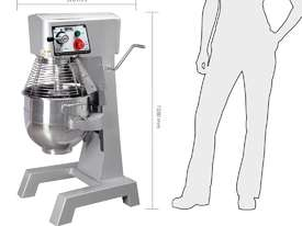Apuro GJ461-A - 30Ltr Floor Standing Planetary Mixer - picture1' - Click to enlarge