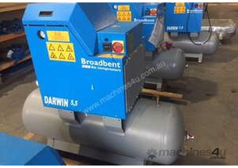 TAKE AN ADDITIONAL 10% OFF for our END OF FINANCIAL YEAR DEALSDarwin Screw Compressors NEW/old stock