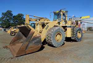 1989 Caterpillar 988B Wheel Loader *CONDITIONS APPLY*