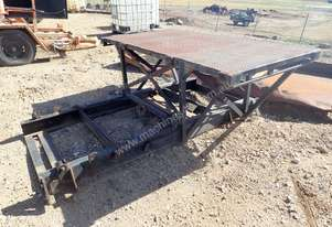 Moffet Above Chassis Mounting Frame