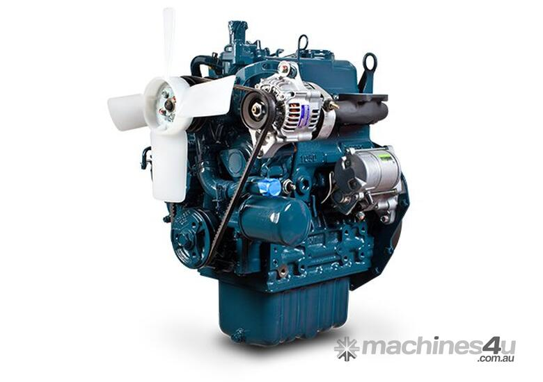 D1105-T KUBOTA REPOWER ENGINE